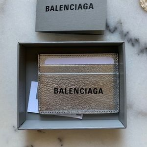 Authentic Balenciaga card wallet